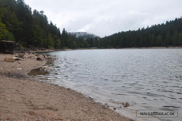 Le lac aux Corbeaux à la Bresse - Balade dans les Vosges