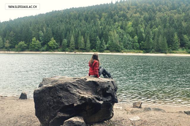 Le blog au lac des corbeaux dans les Vosges