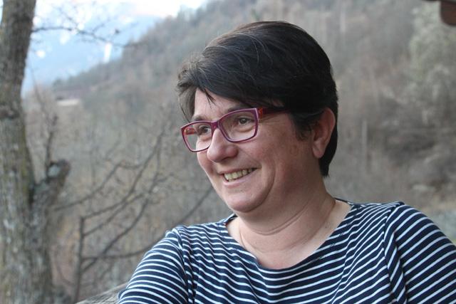 Interview d'expat: Une française amoureuse du Valais. Patricia au Val d'Hérens.