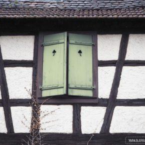 Colombages et beaux villages alsaciens sur le blog Yapaslefeuaulac