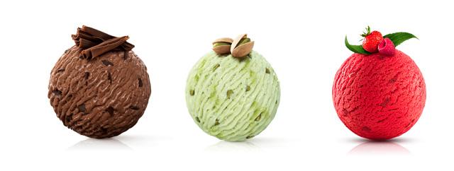 À goûter en Suisse: les glaces Mövenpick!