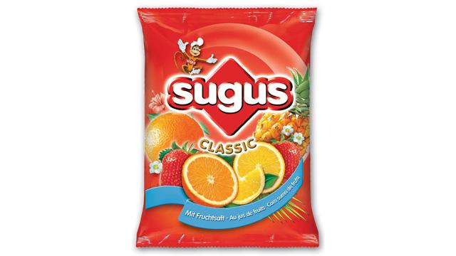 Les bonbons sugus suisses - 5 produits cultes en Suisse sur le blog Yapaslefeuaulac!