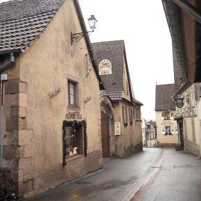Mittelbergheim, un mignon village alsacien