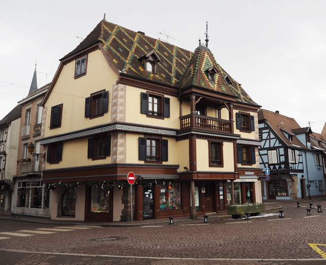 Obernai -villages alsaciens a visiter absolument