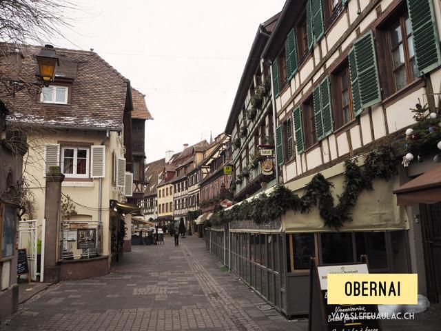 Obernai- les villages alsaciens a visiter