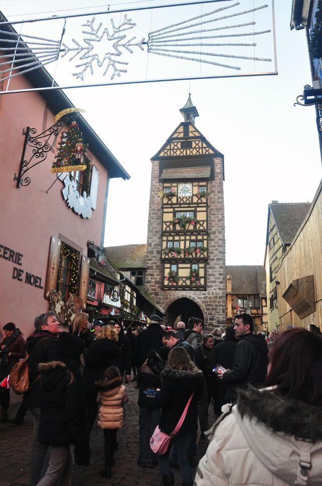 Riquewihr, un magnifique village alsacien à voir absolument!