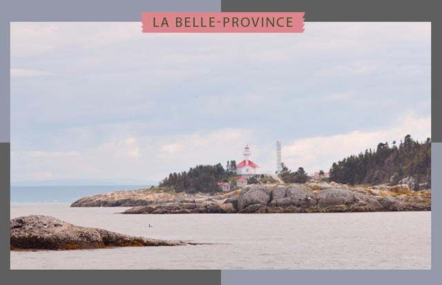 Rubrique voyage au Québec: bons plans et conseils d'itinéraire pour un road-trip sur le blog!