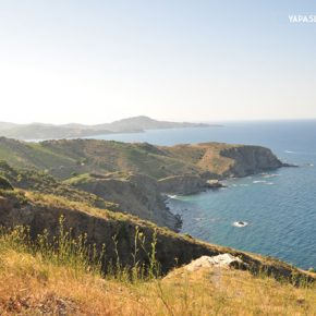 Escapade au pays catalan français - Banyuls sur Mer et Cerbère sur le blog Yapaslefeuaulac.ch