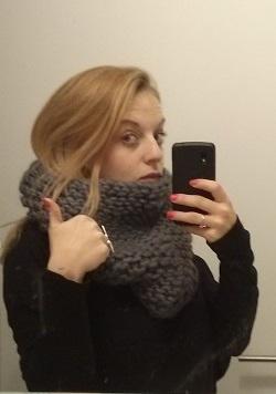 Amy du blog Food etcaetera, une Suissesse expatriée à New-York!