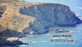 Sentier sous-marin Cerbère Banyuls: snorkeling dans la réserve marine le long d'un parcours balisé! Pays catalan français