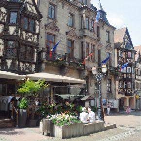 Colombages à Saverne, en Alsace! - Blog à l'est Yapaslefeuaulac!