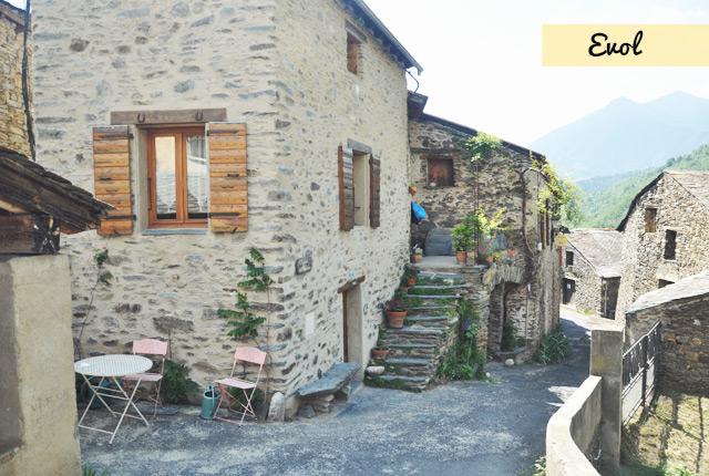 Les plus beaux villages de France des Pyrénées Orientales sur le blog Yapaslefeuaulac!
