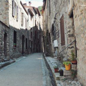 La cité fortifiée de Villefranche de Conflent, voyage en France dans les Pyrénées Orientales