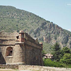 Que voir dans les Pyrénées Orientales? Les plus beaux villages de France comme la cité de Villefranche ici