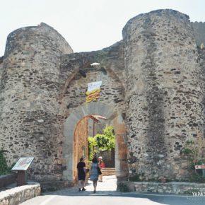 Le château de Castelnou: escapade dans le pays catalan français