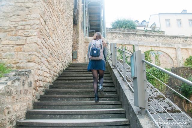 Le Chemin des Remparts, pour découvrir la vieille-ville de Luxembourg