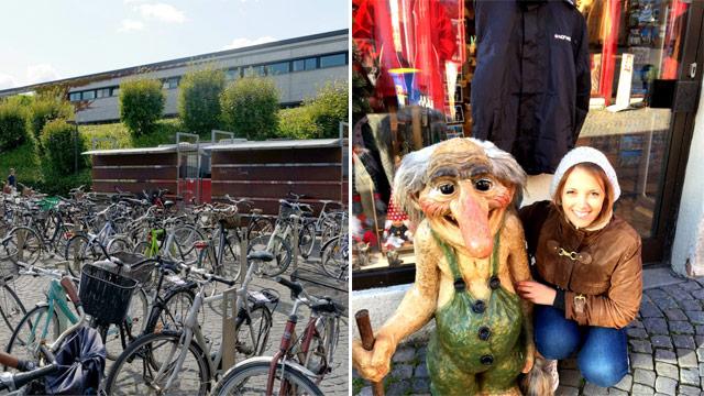 Diana, expérience d'expat au Danemark pendant les études