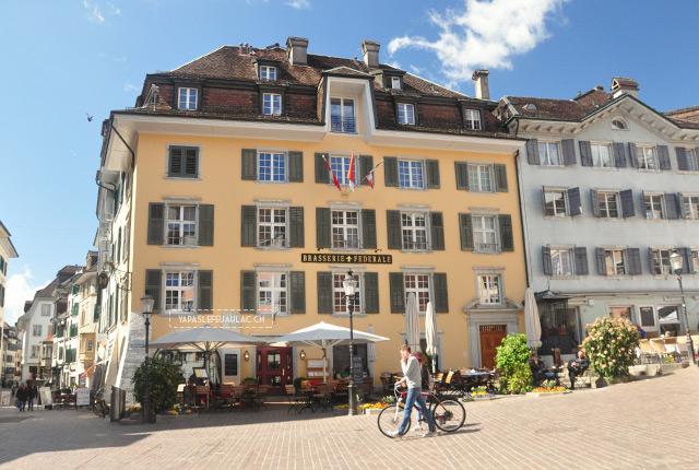 Brasserie fédérale - Solothurn