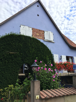Conseil de chambre d'hôte à petit prix à Kintzheim sur le blog de voyage Yapaslefeuaulac