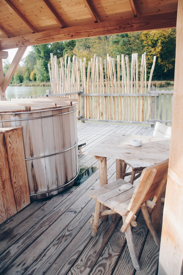Escapade romantique dans une cabane spa en Franche Comté