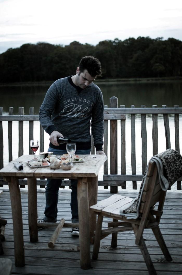 Un dîner sur l'eau aux Grands Reflets! - Bonne adresse du blog Yapaslefeuaulac.ch