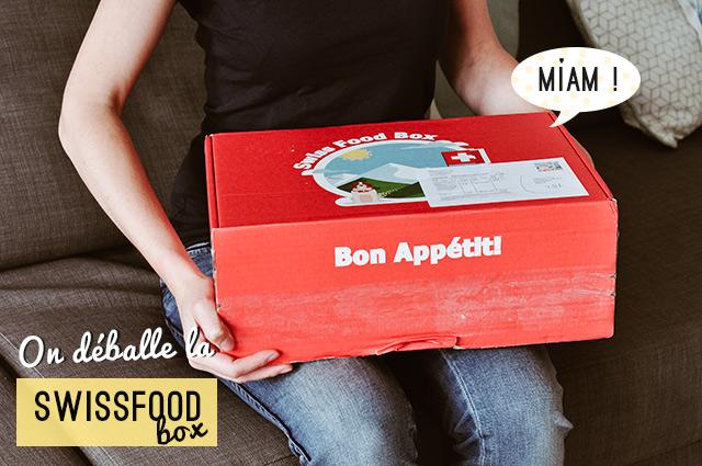 Expat suisse: la Swiss food box pour contrer le mal du pays!
