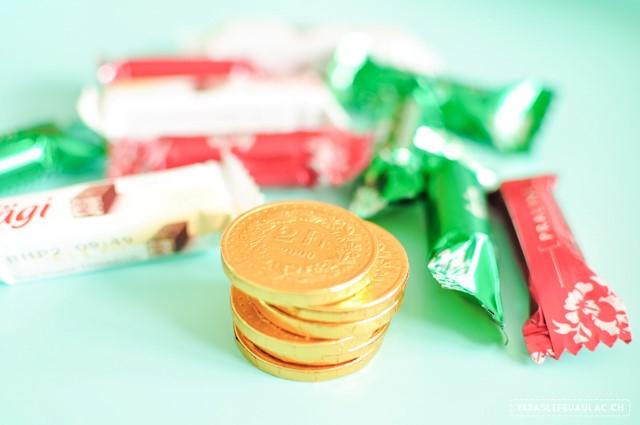 Expat suisse: la Swiss food box pour contrer le mal du pays! Avec plein de chocolats.