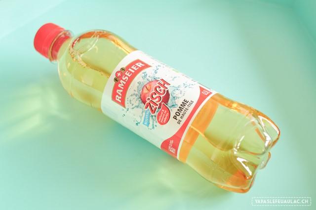 Du jus de pommes Ramseier. Un produit culte en Suisse!