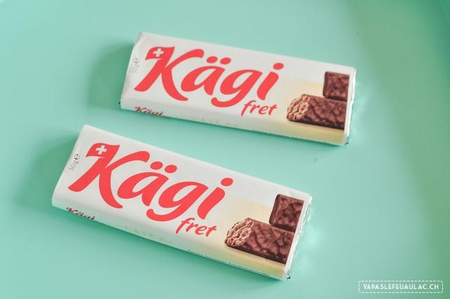 Les Kägi Fret - J'ai un faible pour ces chocolats suisses !