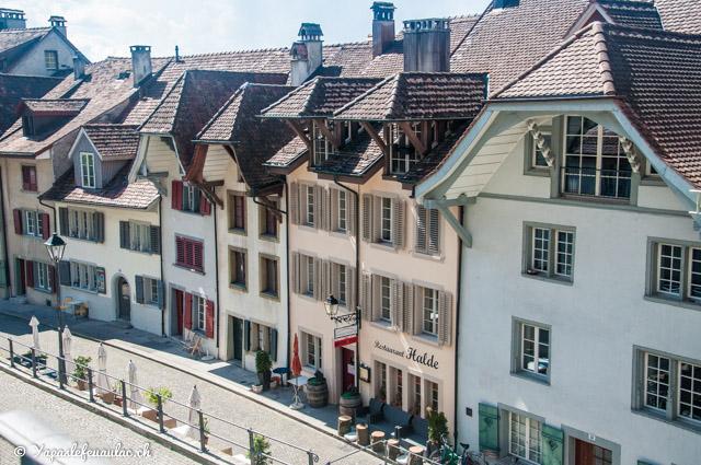 Visiter la ville d'Aarau - Billet sur le blog voyage suisse Yapaslefeuaulac.ch