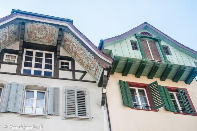 Visiter les villes suisses-allemandes: balade à Aarau