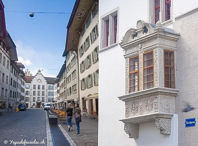 Les choses à voir à Aarau! Quelle belle ville...