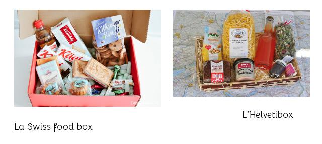 Idées de cadeaux suisses: une box gourmande à offrir à Noël