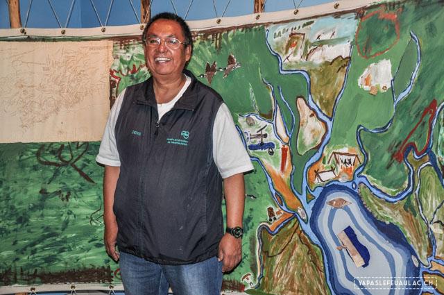 Mashteuiatsh - Découvrir la culture amérindienne au Québec: un centre culturel autochtone au bord du lac St Jean