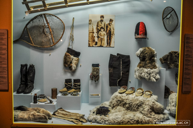 Visite du Musée de Mashteuiatsh de la nation Ilnu