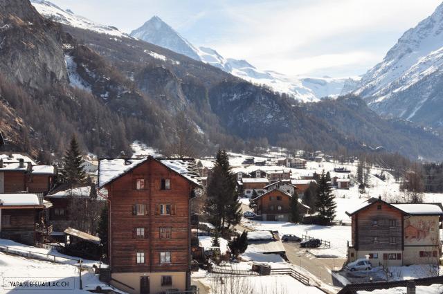 Evolène au Val d'Hérens - Escapade en Valais (Suisse) sur le blog de voyage Yapaslefeuaulac.ch