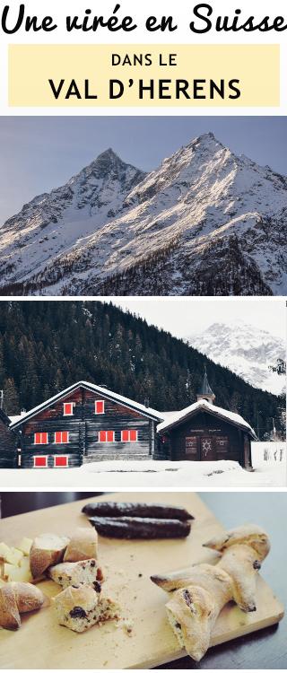 Que voir au Val d'Hérens? Une idée de circuit pour une journée de découverte sur le blog suisse Yapaslefeuaulac.ch