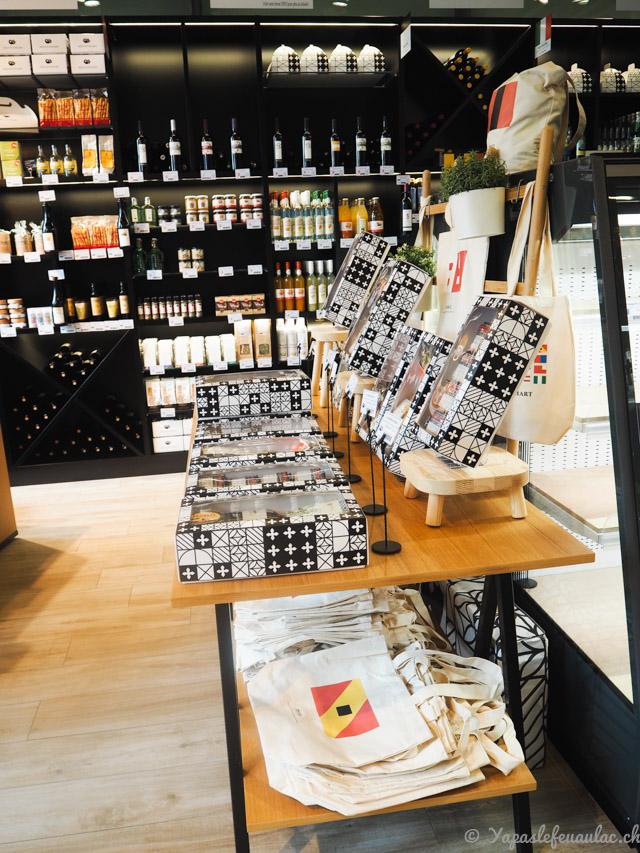 L'épicerie de produits suisses Helvetimart