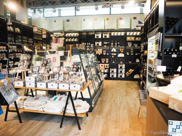 Bonne adresse à Lausanne: Helvetimart, l'épicerie dédiée aux produits suisses de tous les cantons!
