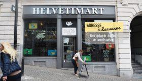 Bonne adresse à Lausanne: l'épicerie de produits suisses Helvetimart