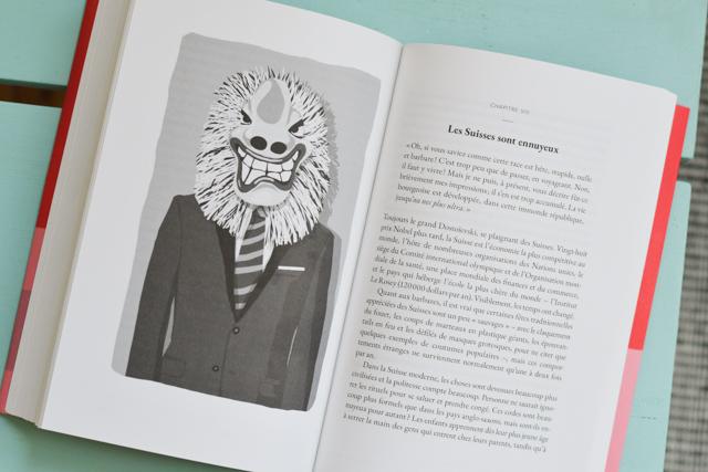 Livre sur la Suisse: La Suisse mise à nu de Clare O Dea