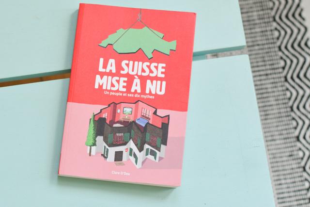 Mon avis sur un livre sur la Suisse et ses clichés, écrit par une expatriée irlandaise