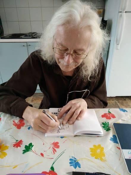 Philippe, un vaudois qui vit depuis 50 ans à Montréal