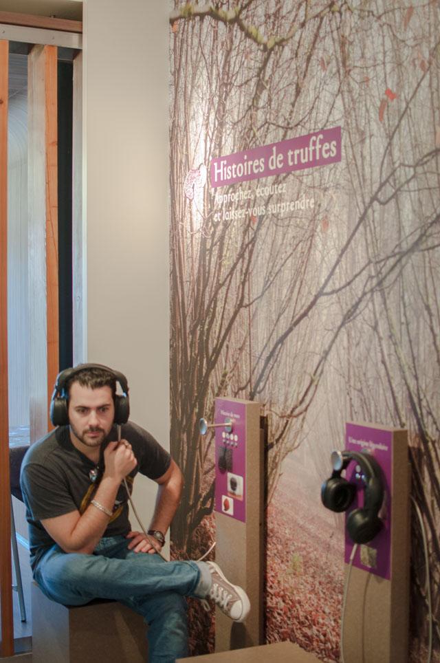 Musée Truffes en Lorraine