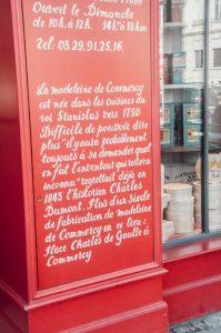 Spécialités de la Lorraine: Les madeleines de Commercy - Histoire - Escapade en Lorraine, dans la Meuse