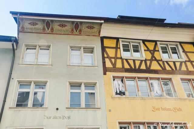 Winterthour en Suisse sur le blog voyage Yapaslefeuaulac