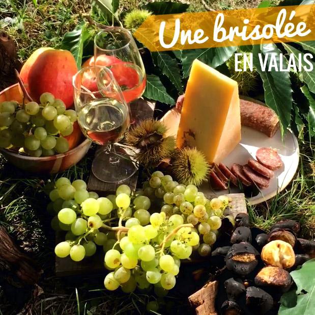 La brisolée, une spécialité suisse du Valais