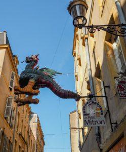 Que voir à Metz en Lorraine: le graoully