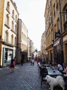 Visiter la ville de Metz: des idées sur le blog Yapaslefeuaulac