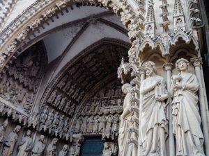 Détails église Metz